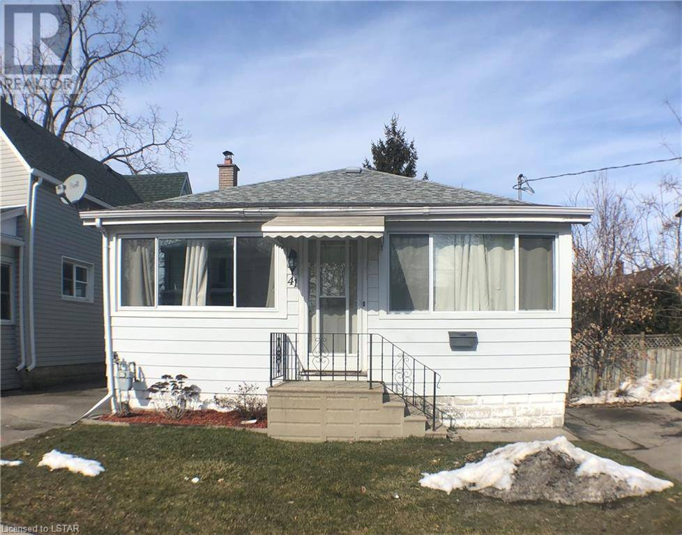 House for sale at 41 Redan St St. Thomas Ontario - MLS: 245040