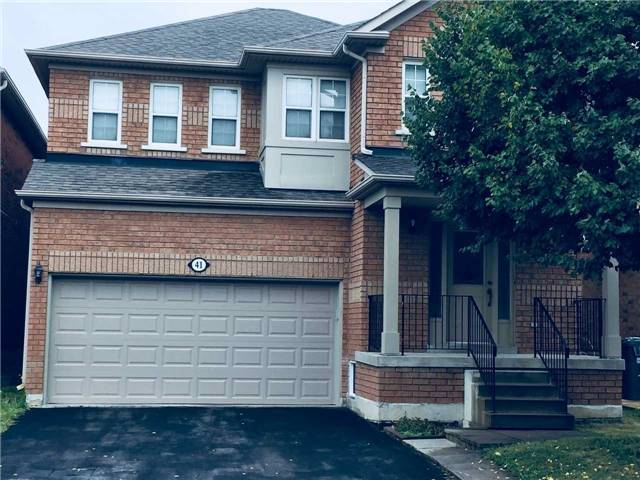 Sold: 41 Ridgemore Crescent, Brampton, ON