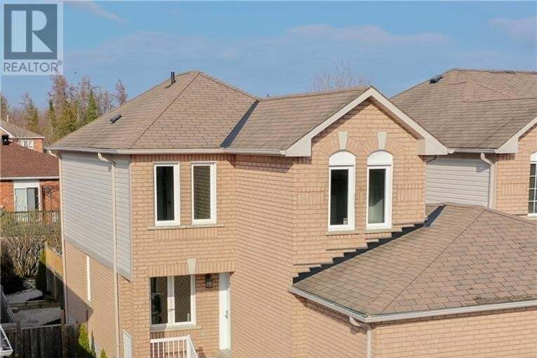 Townhouse for sale at 41 Ridwell St Barrie Ontario - MLS: 256453
