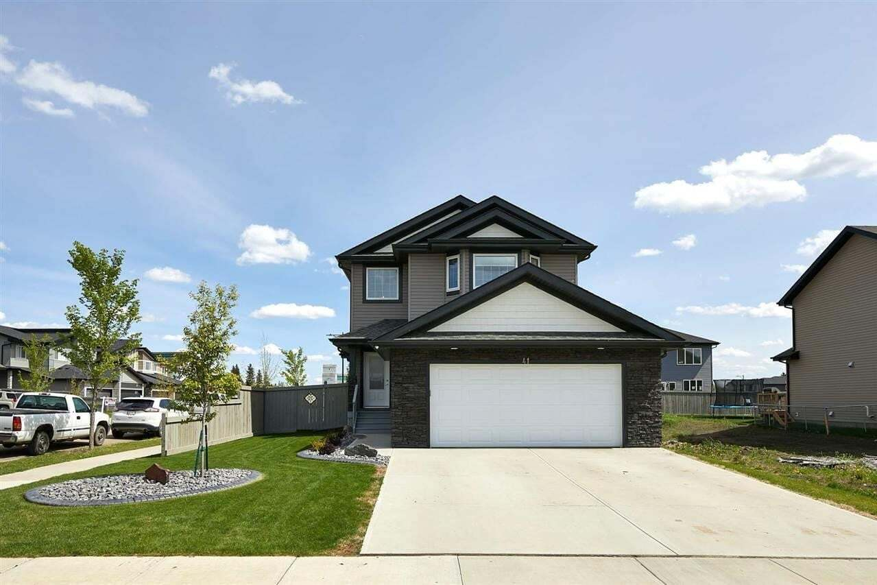 House for sale at 41 Riviere Tc NW St. Albert Alberta - MLS: E4199283