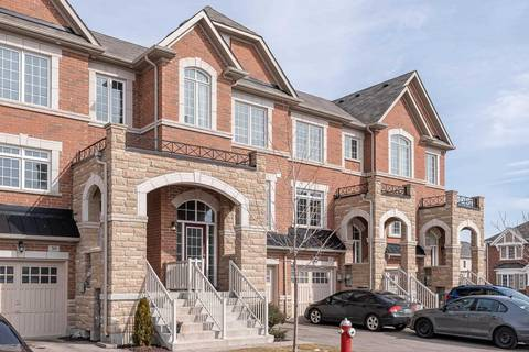 Townhouse for sale at 41 Rockbrook Tr Brampton Ontario - MLS: W4701008