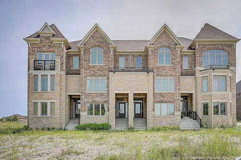 Townhouse for sale at 41 Rougeview Park Cres Markham Ontario - MLS: N4512519