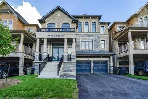 House for sale at 41 Roulette Cres Brampton Ontario - MLS: W4725332
