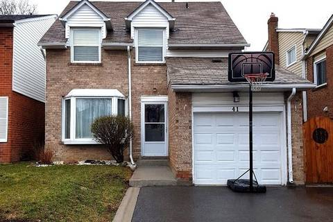 House for sale at 41 Royal Palm Dr Brampton Ontario - MLS: 30728675