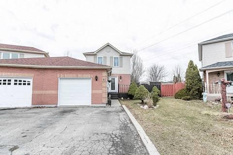 Townhouse for sale at 41 Saddlecreek Ct Brampton Ontario - MLS: W4726656