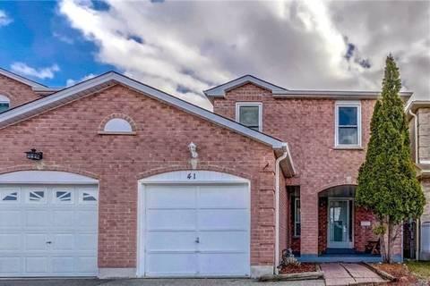 Home for sale at 41 Sandmere Ave Brampton Ontario - MLS: W4461069