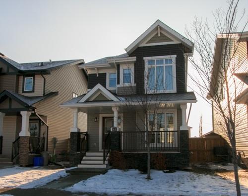 For Sale: 41 Santana Crescent, Fort Saskatchewan, AB | 3 Bed, 3 Bath House for $319,900. See 29 photos!