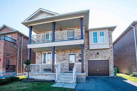 House for sale at 41 Schooner Dr Brampton Ontario - MLS: W4606493