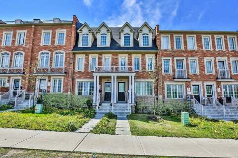 Townhouse for sale at 41 Sergio Marchi St Toronto Ontario - MLS: W4908561