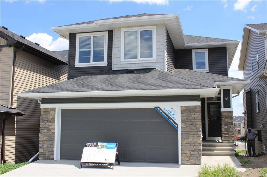 House for sale at 41 Sherview Pt Nw Sherwood, Calgary Alberta - MLS: C4257447