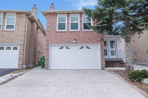 House for sale at 41 Silbury Dr Toronto Ontario - MLS: E4720095