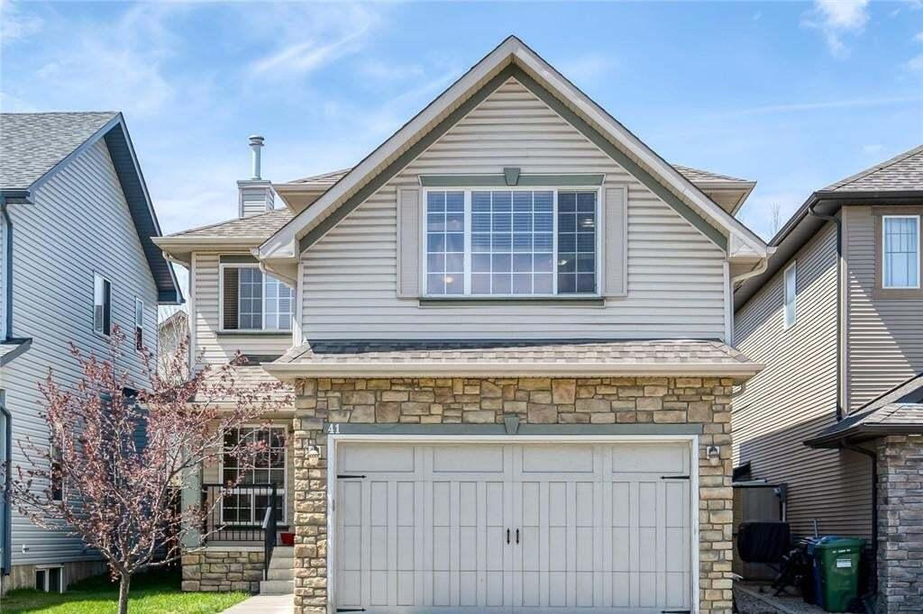 House for sale at 41 Silverado Ponds Vw SW Silverado, Calgary Alberta - MLS: C4296657