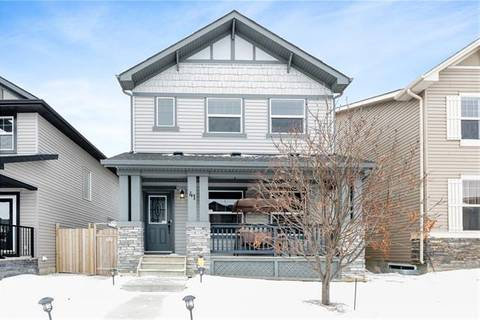 House for sale at 41 Skyview Point Common Northeast Calgary Alberta - MLS: C4292668