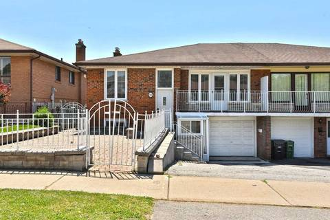 Townhouse for sale at 41 Songwood Dr Toronto Ontario - MLS: W4510317