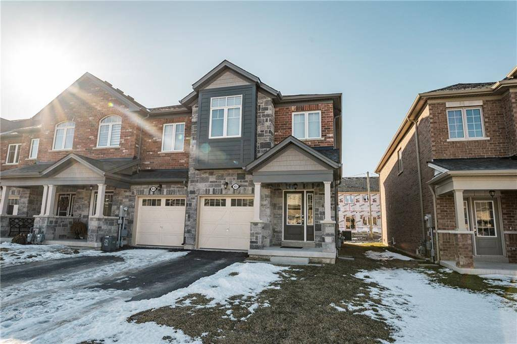 Townhouse for sale at 41 Sparkle Dr Thorold Ontario - MLS: 30792234