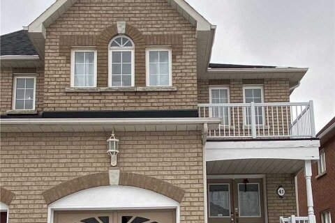 Townhouse for sale at 41 Stirrup Ct Brampton Ontario - MLS: W5082684