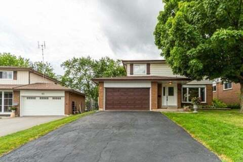 House for sale at 41 Storey Dr Halton Hills Ontario - MLS: W4808040