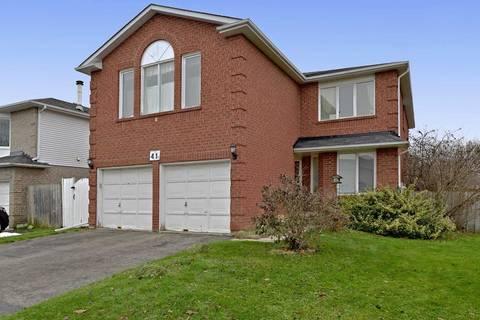 House for sale at 41 Strathallan Dr Clarington Ontario - MLS: E4642606