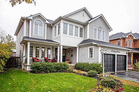 House for sale at 41 Sturgess Cres Whitby Ontario - MLS: E4581418