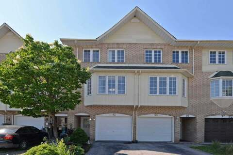 Townhouse for sale at 41 Sufi Cres Toronto Ontario - MLS: C4812768