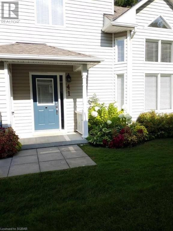 Townhouse for rent at 41 Sundial Ct Collingwood Ontario - MLS: 231206