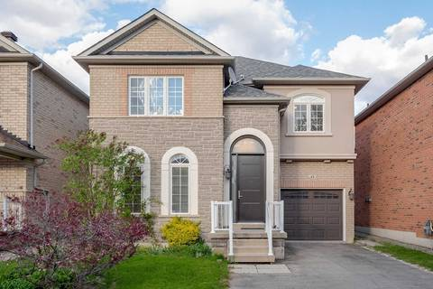 House for sale at 41 Tacc Tr Vaughan Ontario - MLS: N4461246