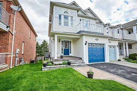 Townhouse for sale at 41 Tallships Dr Whitby Ontario - MLS: E4457862