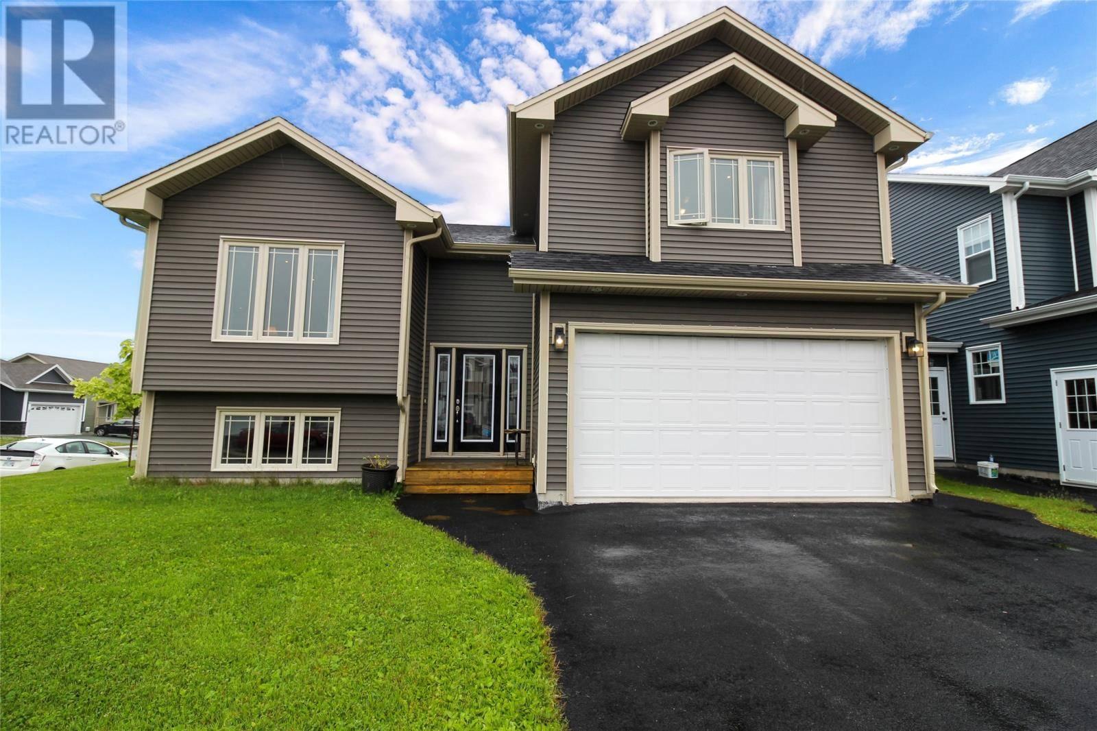 House for sale at 41 Teakwood Dr St. John's Newfoundland - MLS: 1200025