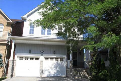 House for rent at 41 Trail Ridge Ln Markham Ontario - MLS: N4856799