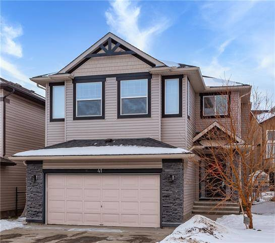 House for sale at 41 Tuscany Summit Te Northwest Calgary Alberta - MLS: C4282584
