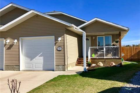Townhouse for sale at 41 Valiant Cres Olds Alberta - MLS: C4233789