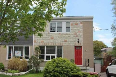Townhouse for rent at 41 Van Stassen Blvd Toronto Ontario - MLS: W4802385