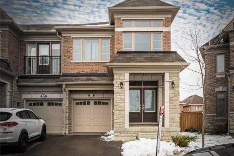 Townhouse for sale at 41 Vedette Wy Vaughan Ontario - MLS: N5084904