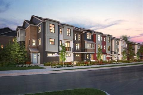 Townhouse for sale at 41 Walden Common Southeast Calgary Alberta - MLS: C4243958