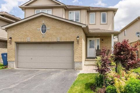 House for sale at 41 Washburn Dr Guelph Ontario - MLS: X4509358