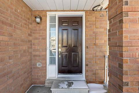 Townhouse for sale at 41 Wilmont Ct Brampton Ontario - MLS: W4633799