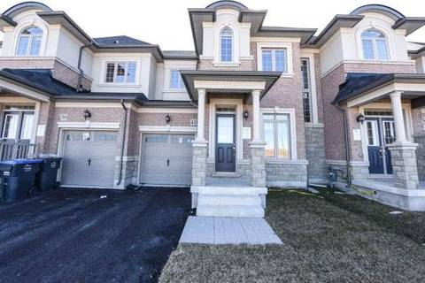 Townhouse for sale at 41 Yarmouth St Brampton Ontario - MLS: W4420486