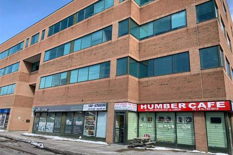 Commercial property for lease at 100 Humber College Blvd Apartment 410 Toronto Ontario - MLS: W4692166