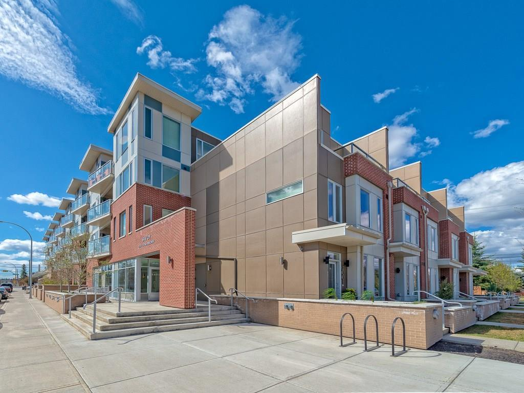 Removed: 410 - 119 19 Street Northwest, Calgary, AB - Removed on 2018-10-01 05:30:12