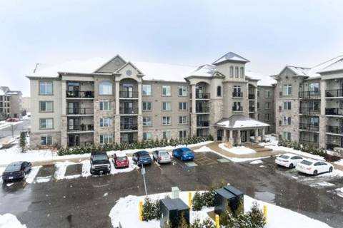 Condo for sale at 1440 Main St Unit 410 Milton Ontario - MLS: W4693931
