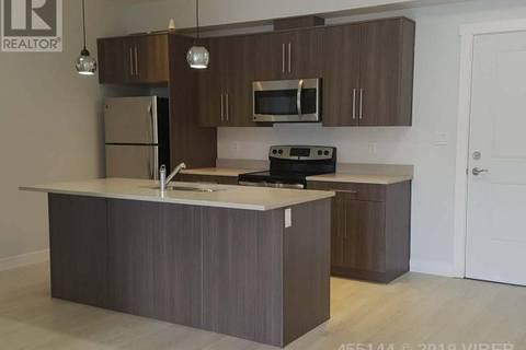 Condo for sale at 15 Canada Ave Unit 410 Duncan British Columbia - MLS: 455144