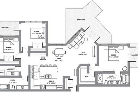 Condo for sale at 1702 17 Ave Southwest Unit 410 Calgary Alberta - MLS: C4286727
