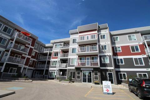 Condo for sale at 1820 Rutherford Rd Sw Unit 410 Edmonton Alberta - MLS: E4161595