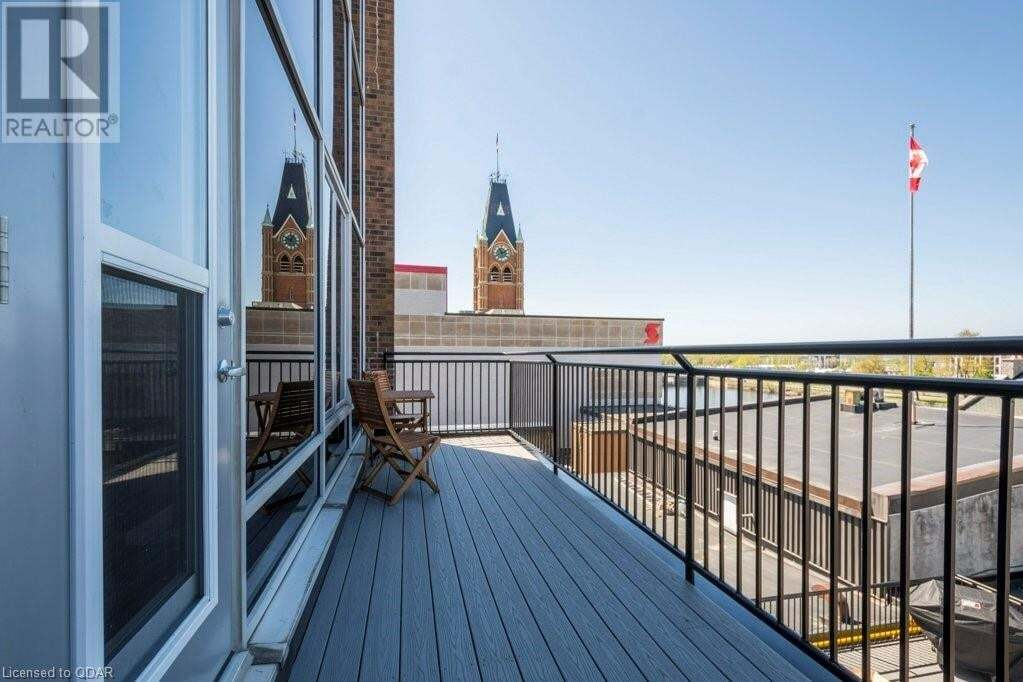 Condo for sale at 199 Front St Unit 410 Belleville Ontario - MLS: 260436