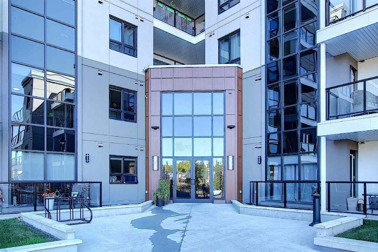 Condo for sale at 200 Bellerose Dr Unit 410 St. Albert Alberta - MLS: E4216576