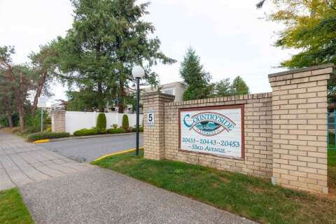 Condo for sale at 20433 53 Ave Unit 410 Langley British Columbia - MLS: R2502708