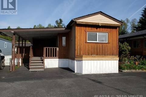 Residential property for sale at 2885 Boys Rd Unit 410 Duncan British Columbia - MLS: 454034