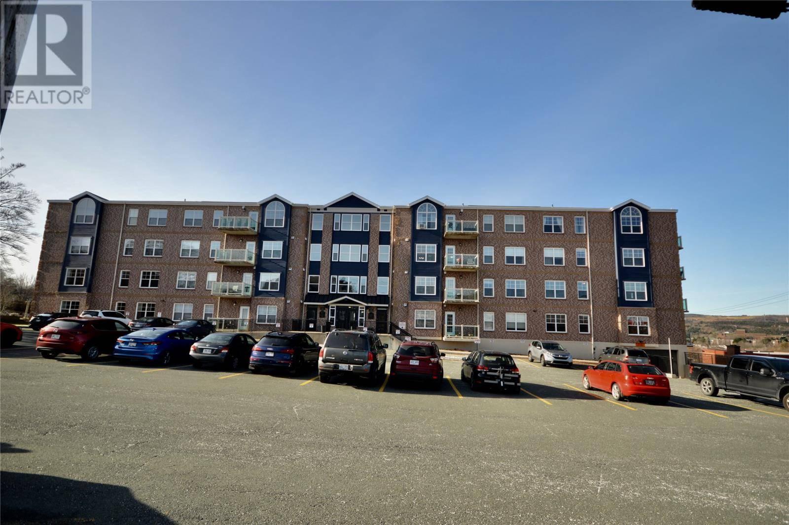 House for sale at 47 Margarets Pl Unit 410 St. John's Newfoundland - MLS: 1207357