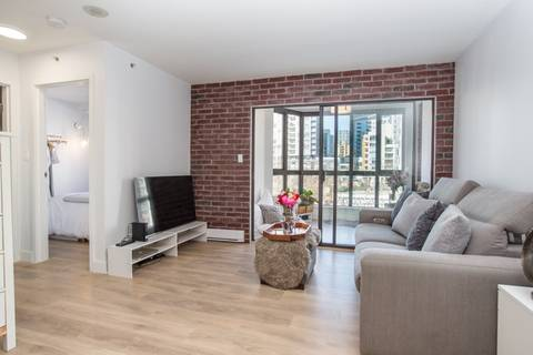 Condo for sale at 488 Helmcken St Unit 410 Vancouver British Columbia - MLS: R2372211