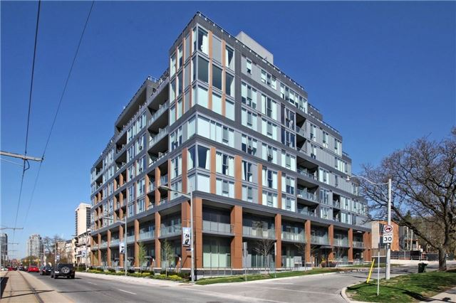 Removed: 410 - 6 Parkwood Avenue, Toronto, ON - Removed on 2018-06-14 15:09:47